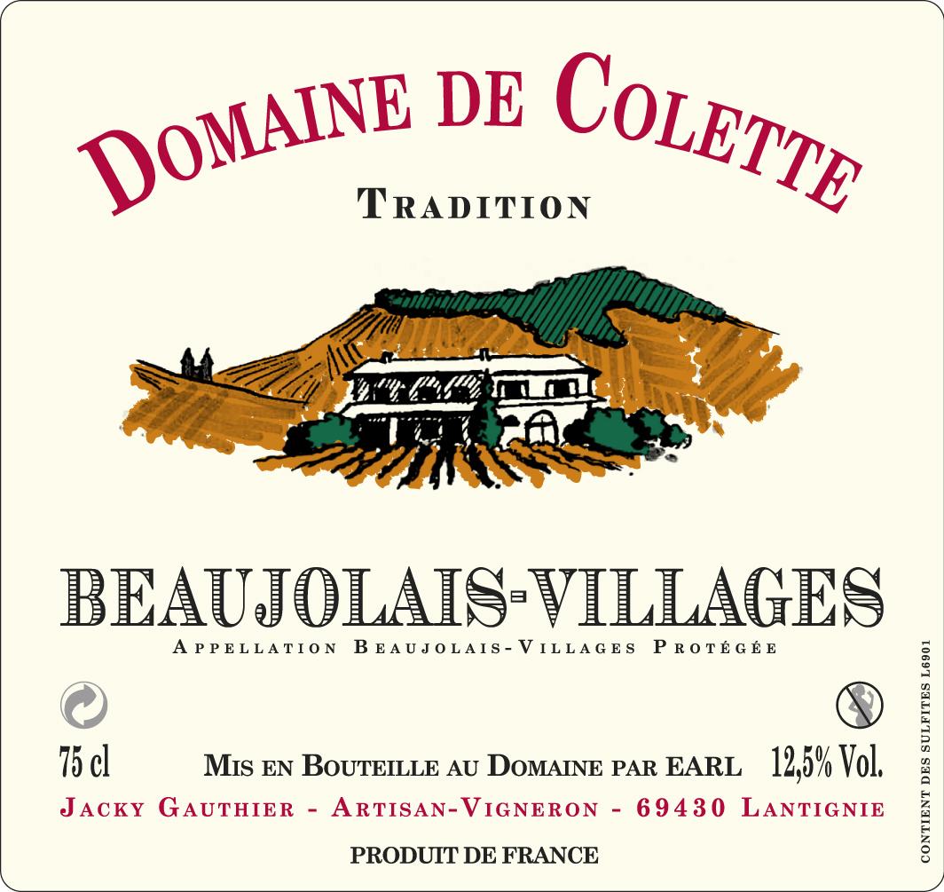 Beaujolais village classique